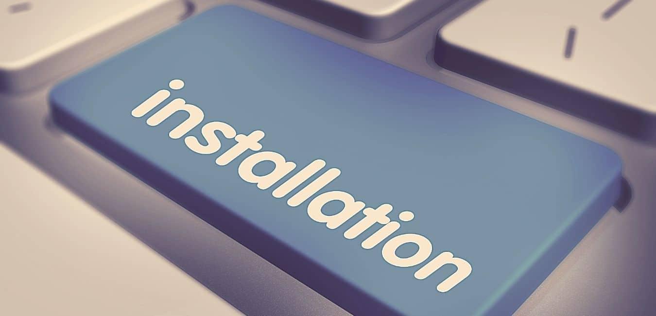 Processus installation WordPress