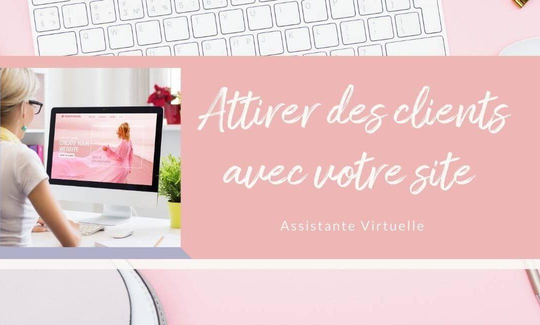 Site web pour assistante virtuelle: les éléments essentiels
