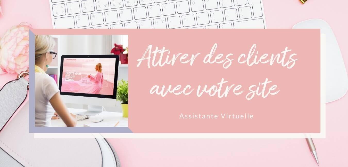 site web assistante virtuelle